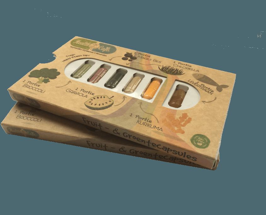 Dagbox healthcaps