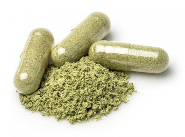 Biologische gevriesdroogde broccoli capsule van Healthcaps